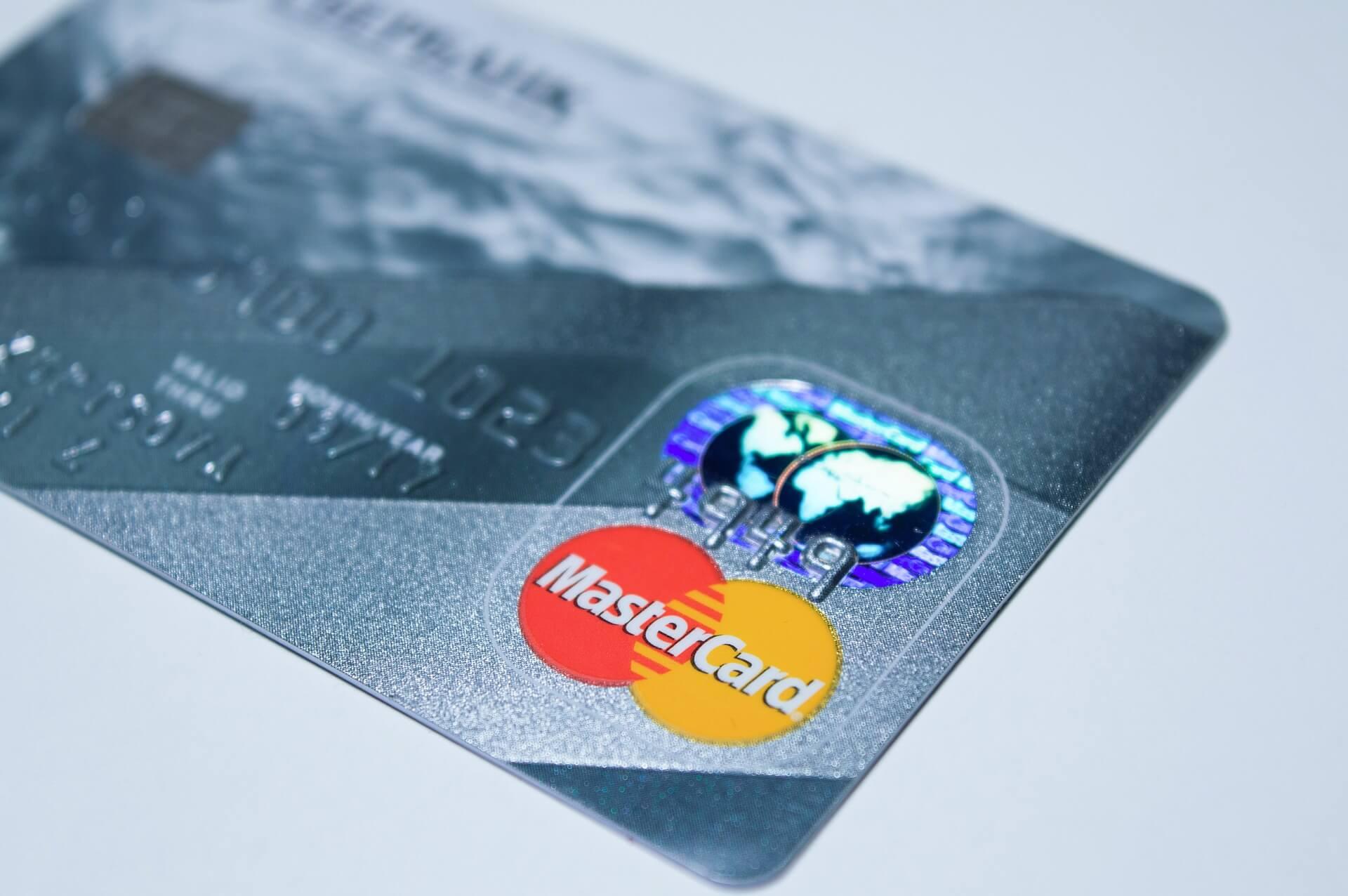 Cartão Plástico MasterCard