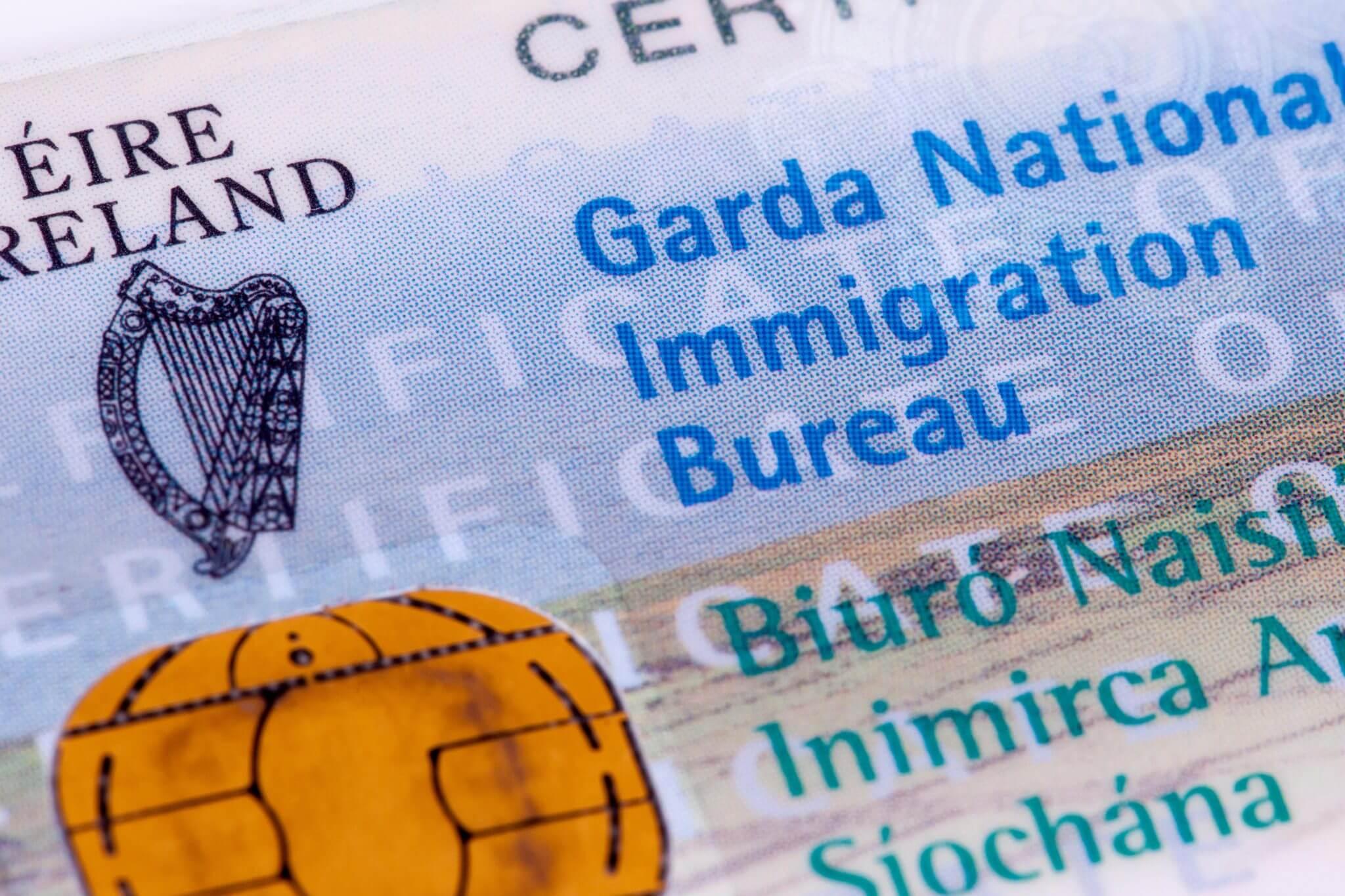 Studant Visa Ireland Imigration