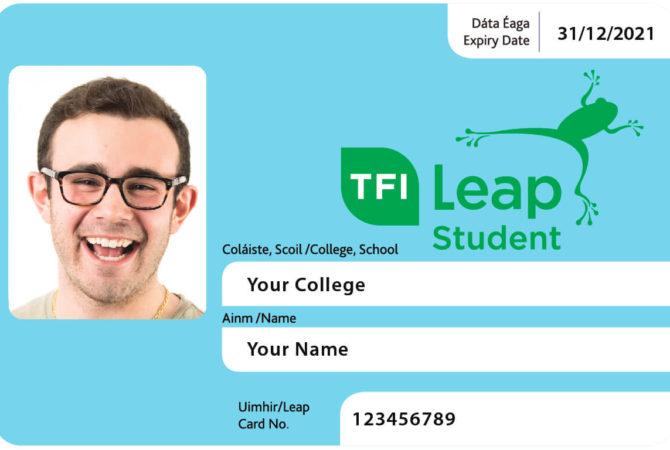 COVID-19: Aplicando Para O LeapCard Online