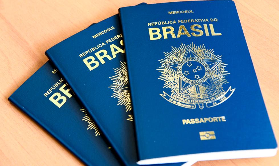 Passaporte por Itamaraty