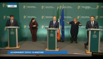 COVID19: Governo Segue Com Plano de Reabertura da Economia