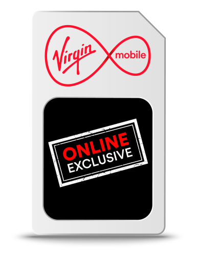 Virgin Mobile @ Virgin Media Website