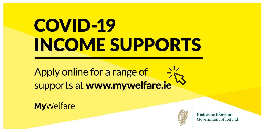 COVID19 Income Support @ MyWelfare
