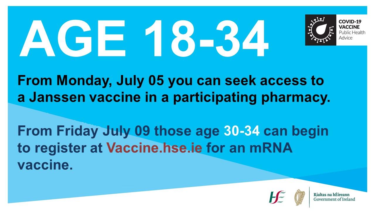 HSE Vaccine Janssen